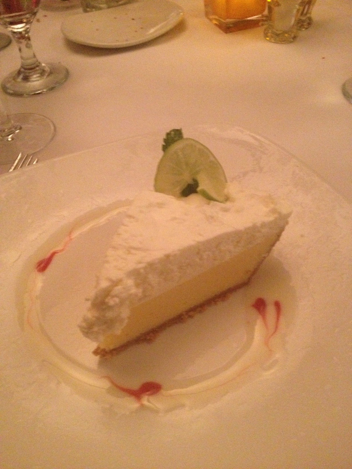 Charley's Crab's Key Lime Pie